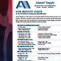 Sign Industry Leader