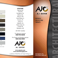 Architectural Products Brochure